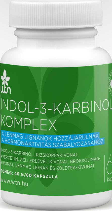 Wise Tree Naturals Indol-3-karbinol komplex 60 kap.