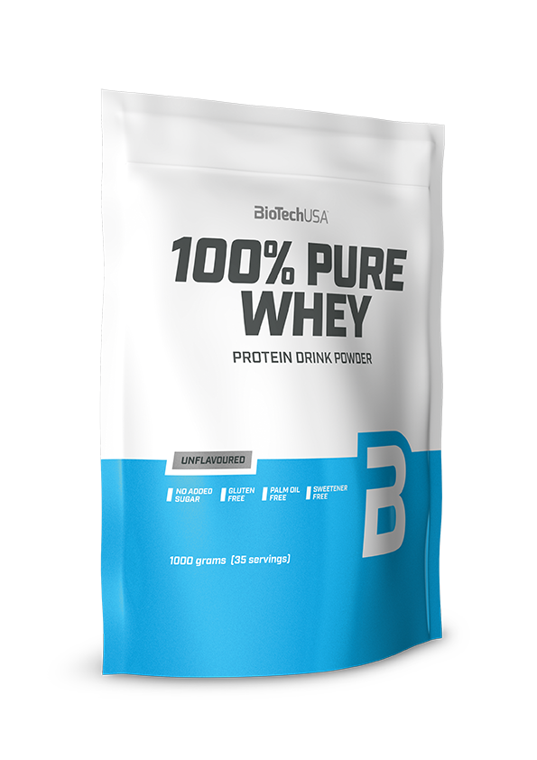 BioTech USA 100% Pure Whey 1 kg