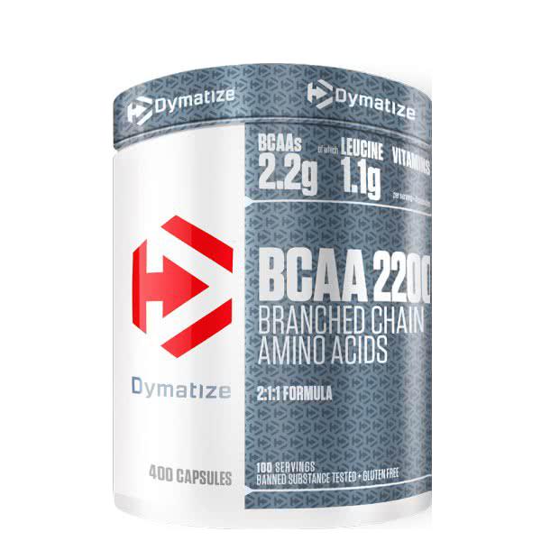 Dymatize BCAA 2:1:1 400 kap.