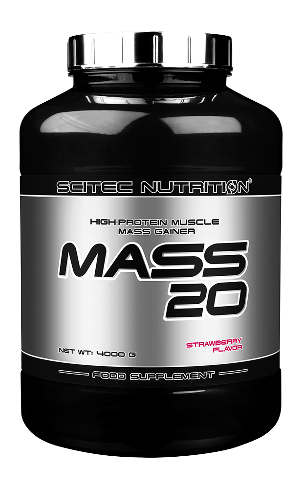 Scitec Nutrition Mass 20 4 kg