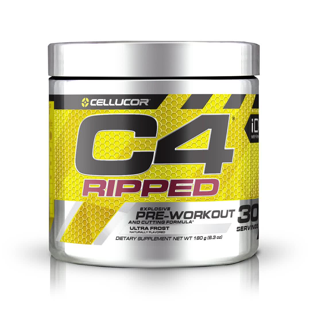 Cellucor C4 Ripped 165 gr.
