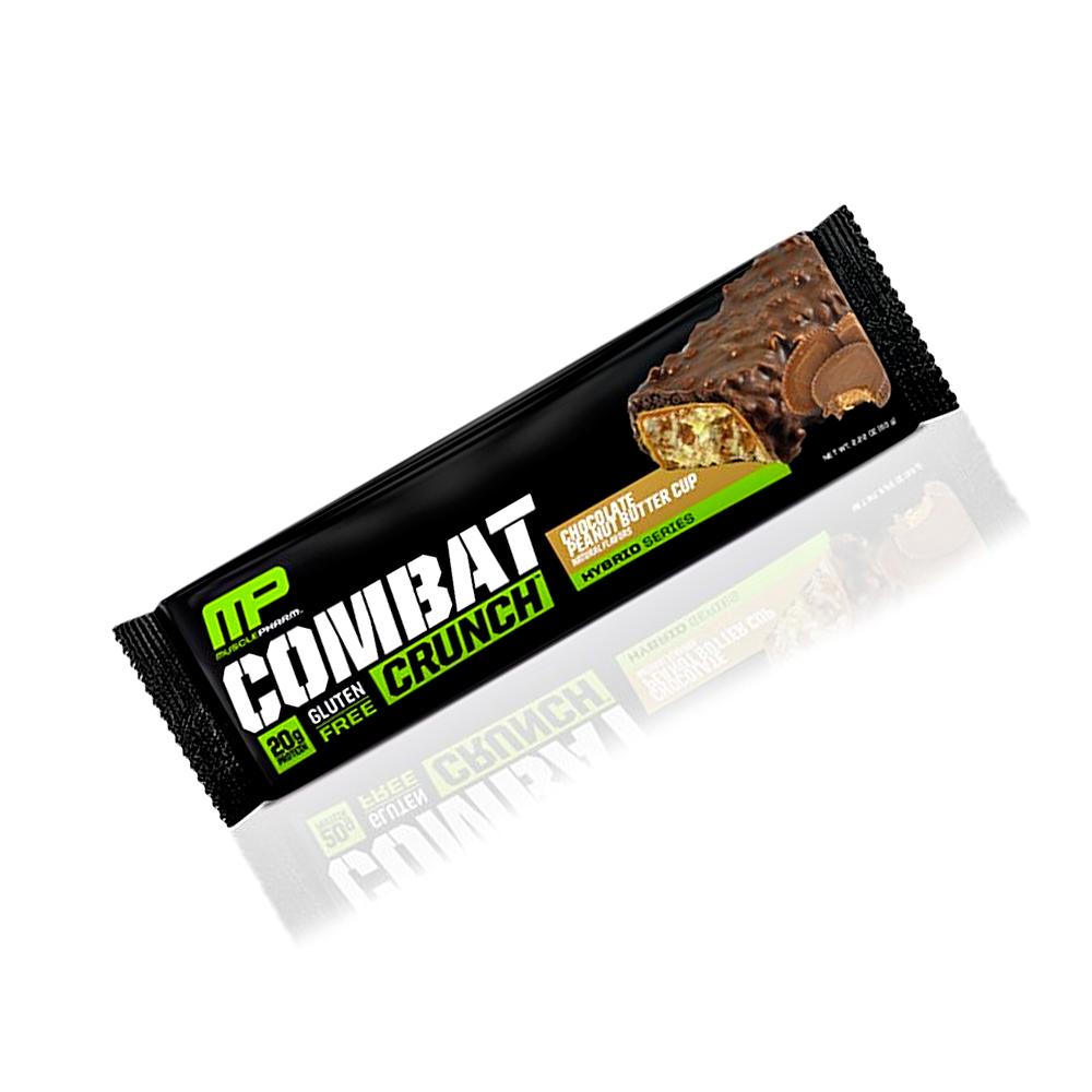 MusclePharm Combat Crunch Bars 63 gr.