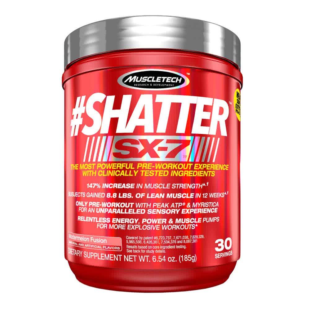 MuscleTech Shatter SX-7 176 gr.
