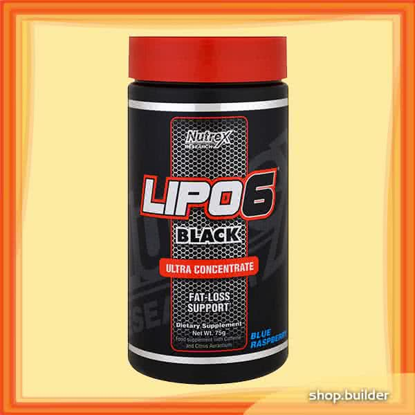NutreX Research Lipo 6 Black Ultra Concentrate Powder 75 gr.