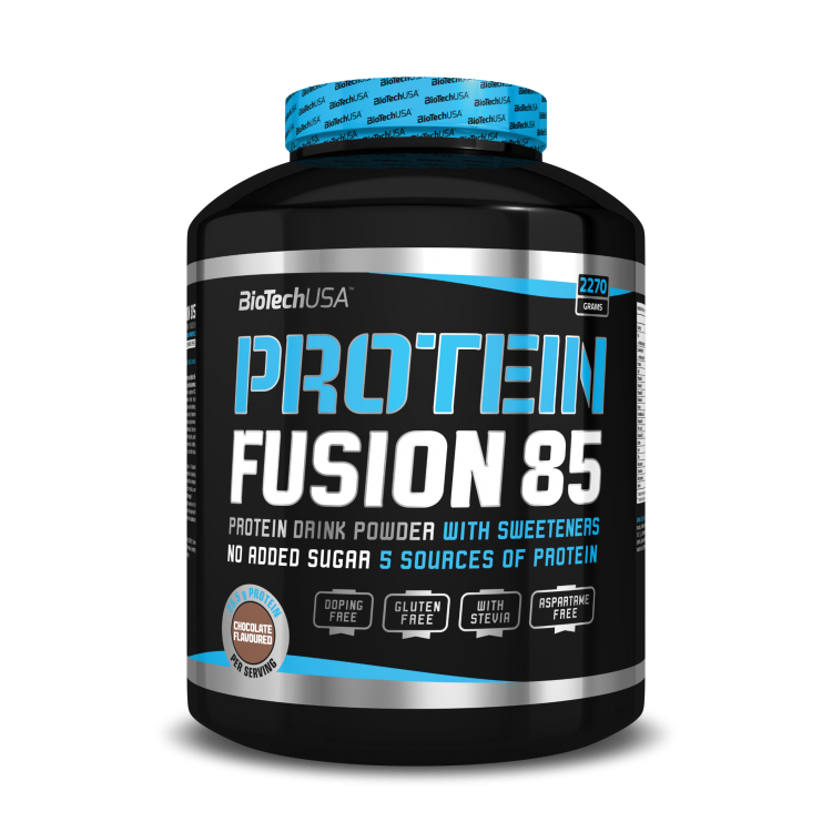 BioTech USA Protein Fusion 85 2,27 kg