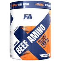 Fitness Authority Xtreme Beef Amino (600 tab.)