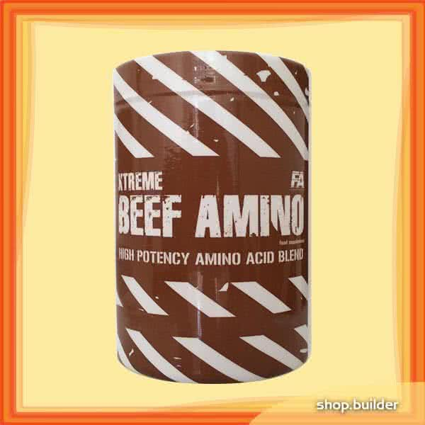 Fitness Authority Xtreme Beef Amino 600 tab.
