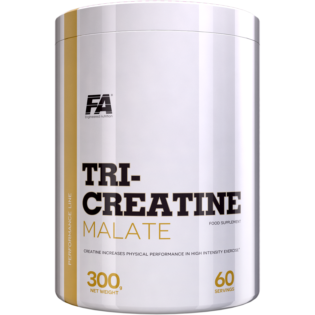 Fitness Authority Tri-Creatine Malate 300 gr.