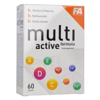 Fitness Authority Multi Active Formula (60 tab.)
