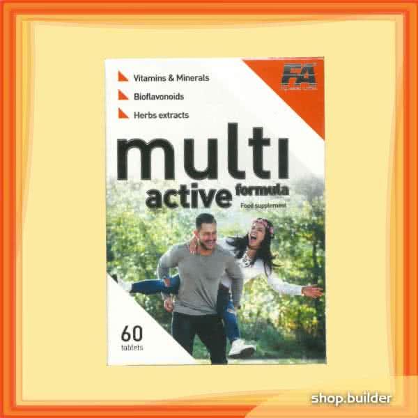 Fitness Authority Multi Active Formula 60 tab.