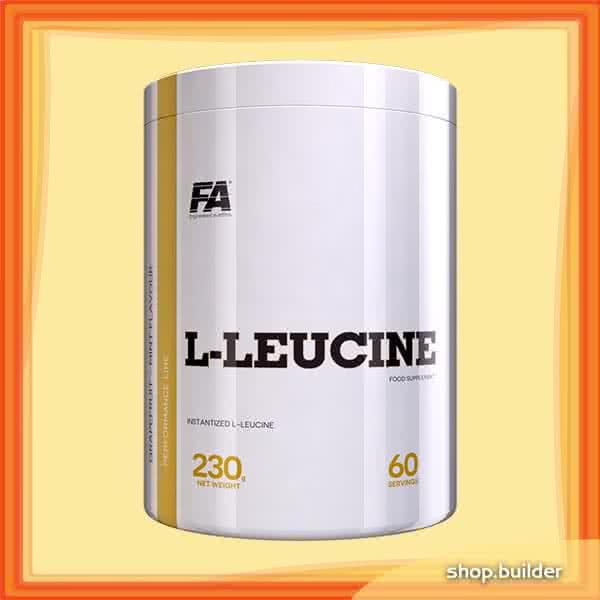 Fitness Authority L-Leucine 230 gr.