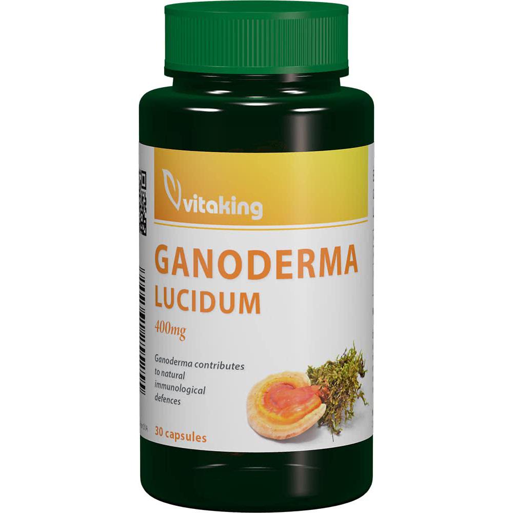 VitaKing Ganoderma kivonat 60 kap.