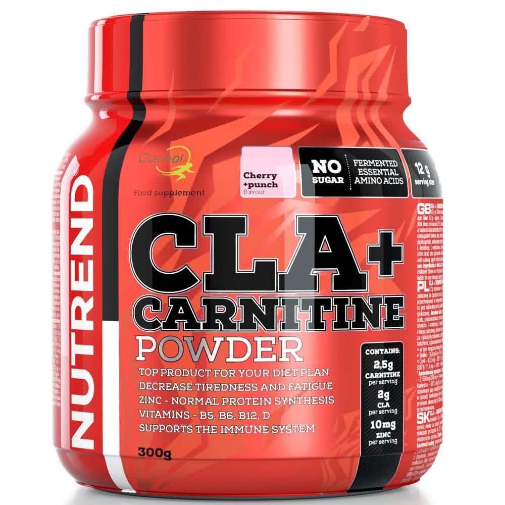Nutrend CLA + Carnitine 300 gr.