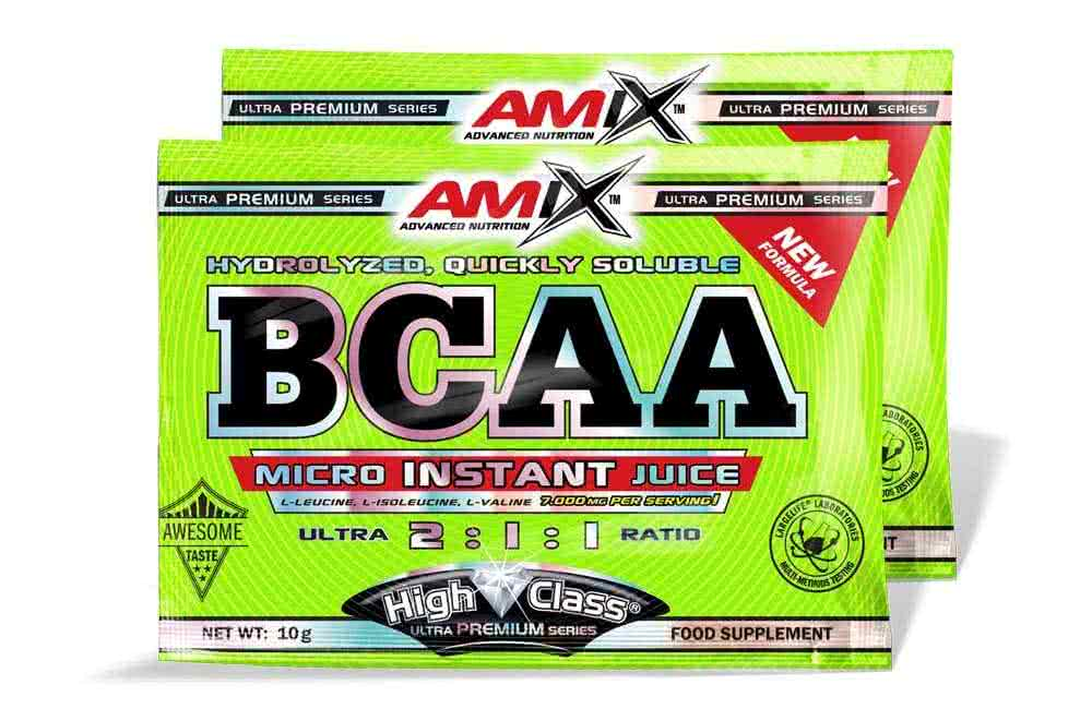 Amix BCAA Micro Instant Juice 10 gr.