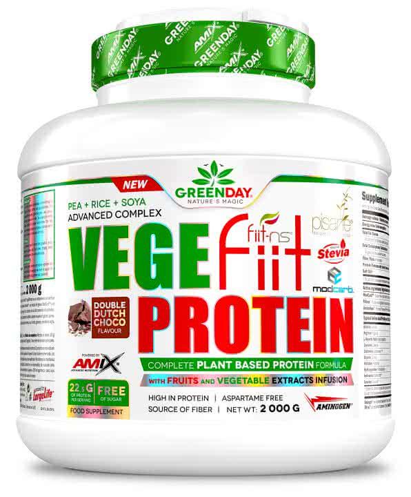 Amix GreenDay Vege-Fiit Protein 2 kg