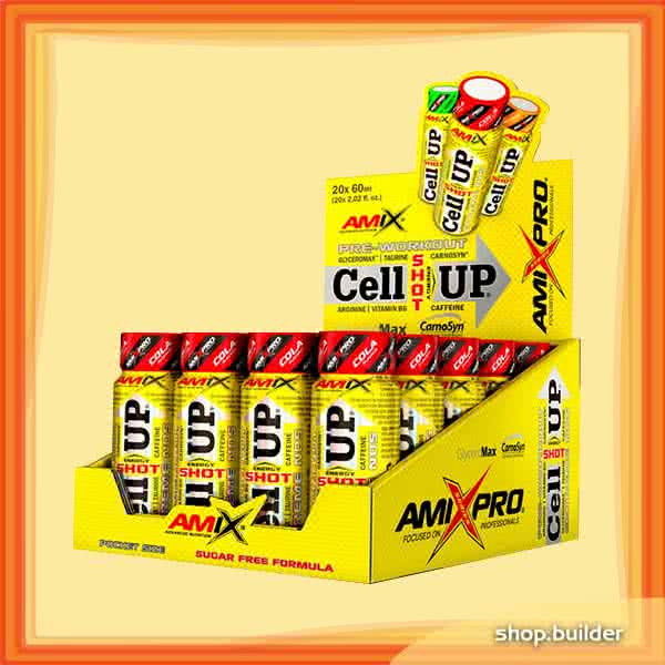 Amix CellUp 20x60 ml.
