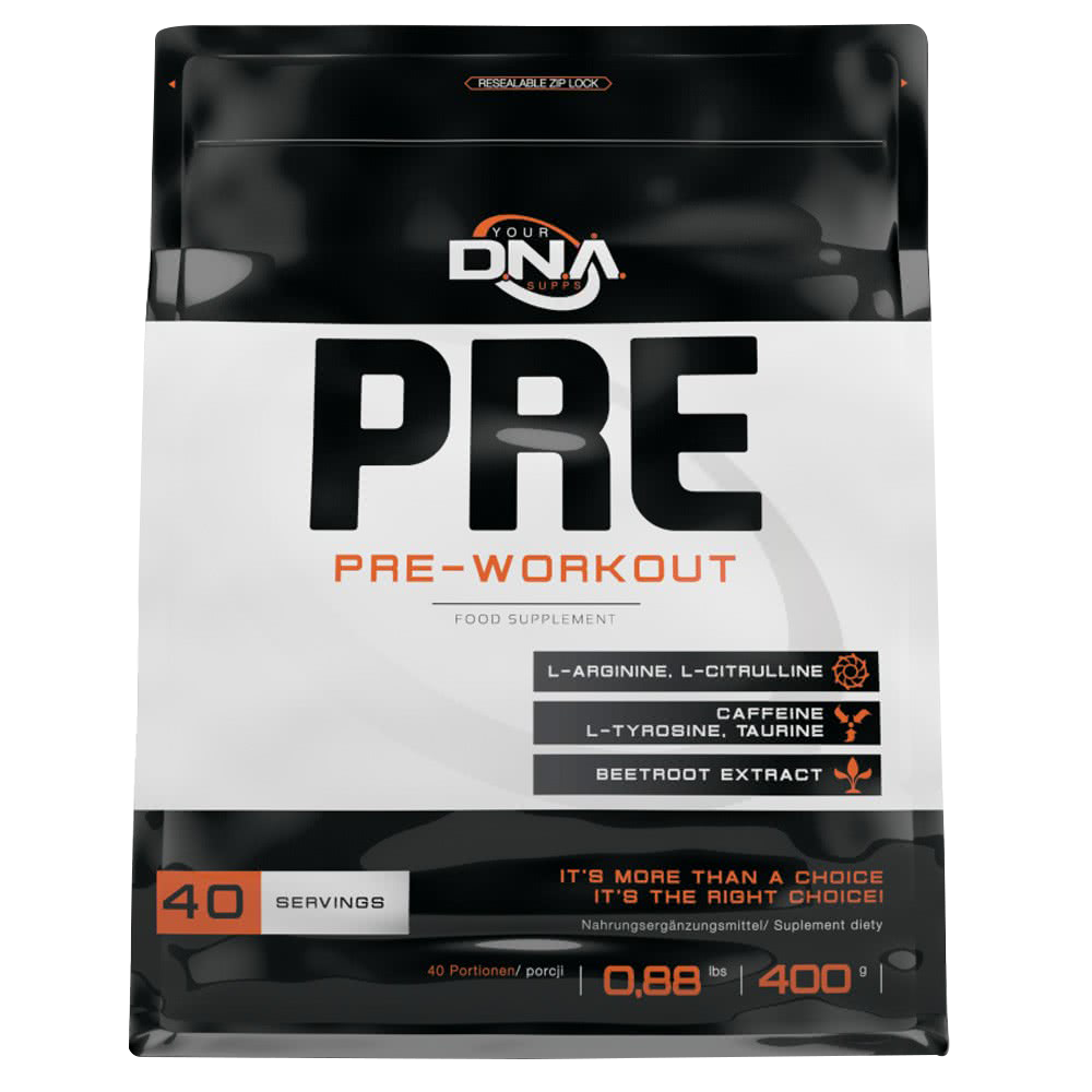 DNA Pre-Workout 400 gr.