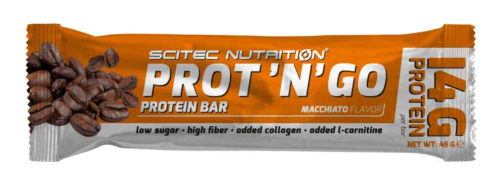 Scitec Nutrition Prot`n`go 45 gr.