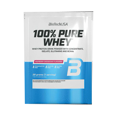 BioTech USA 100% Pure Whey 28 gr.