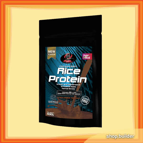 AllSports Labs Rice Protein 0,5 kg