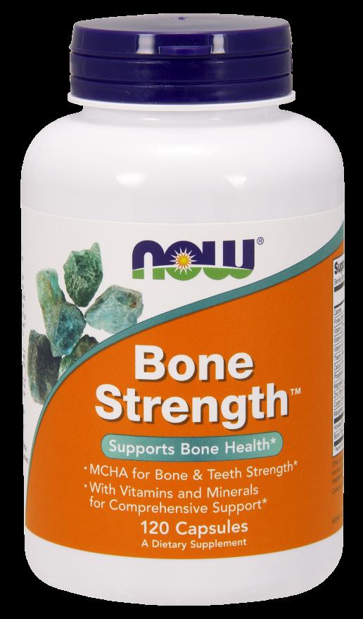 Now Foods Bone Strength 120 kap.