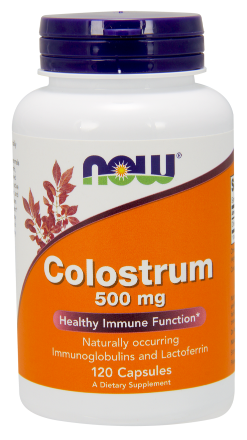 Now Foods Colostrum  120 kap.