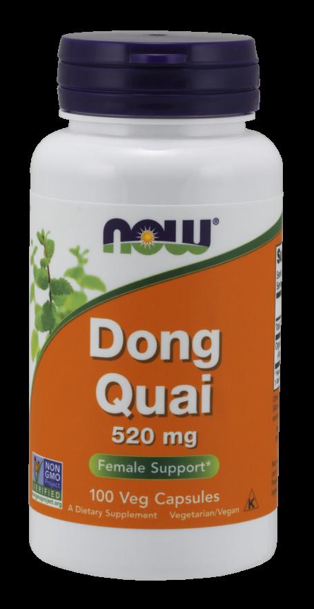 Now Foods Dong Quai 100 kap.