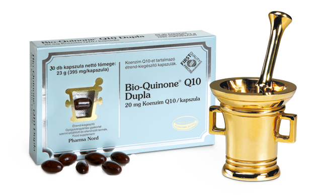 Pharma Nord Bio-Quinone Q10-Double 30 kap.