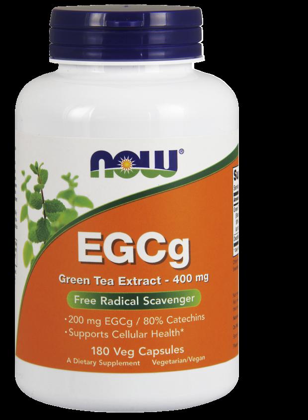 Now Foods EGCg Green Tea 180 kap.