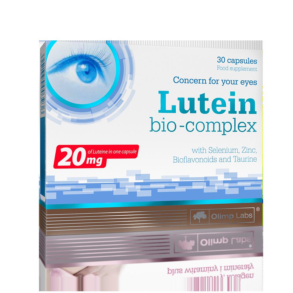 Olimp Sport Nutrition Lutein Bio-Complex 30 kap.