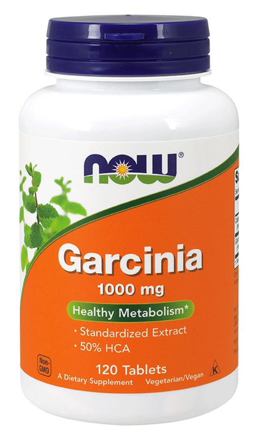 Now Foods Garcinia 120 tab.