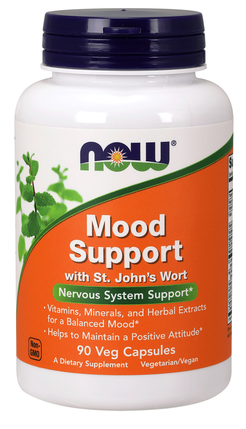 Now Foods Mood Support 90 kap.