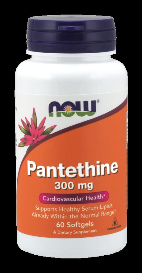 Now Foods Pantethine 60 kap.