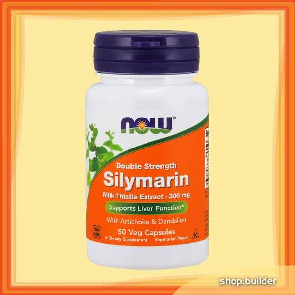 Now Foods Silymarin 50 kap.