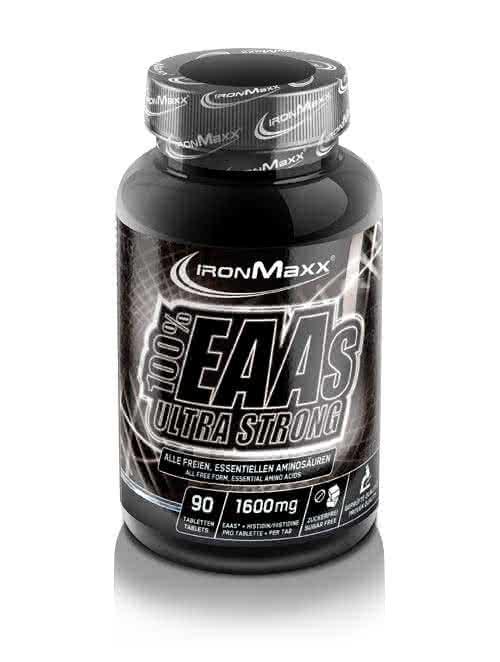 IronMaxx 100% EAAs Ultra Strong 90 tab.