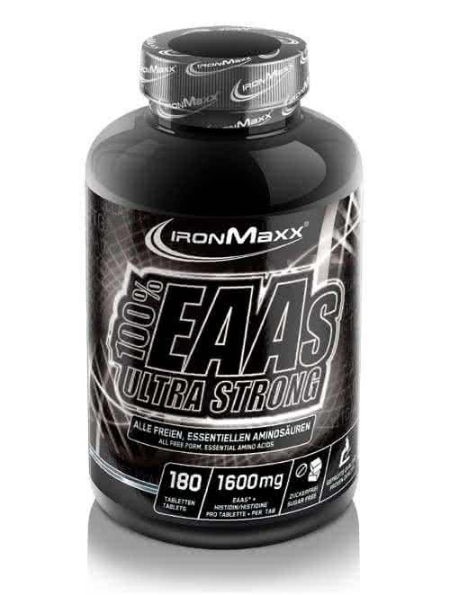 IronMaxx 100% EAAs Ultra Strong 180 tab.