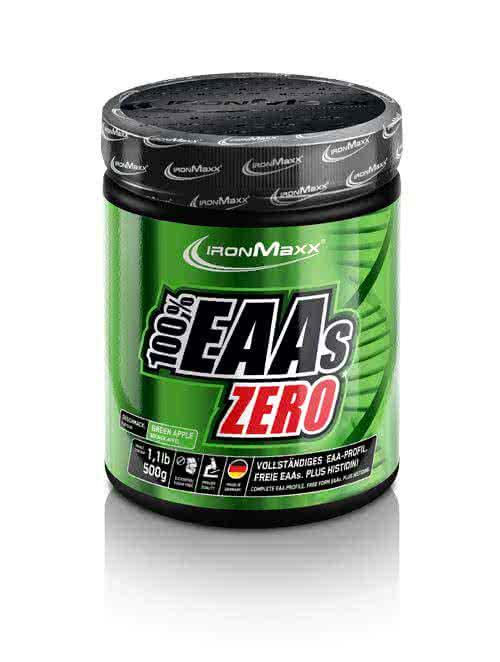 IronMaxx 100% EAAs Zero 500 gr.