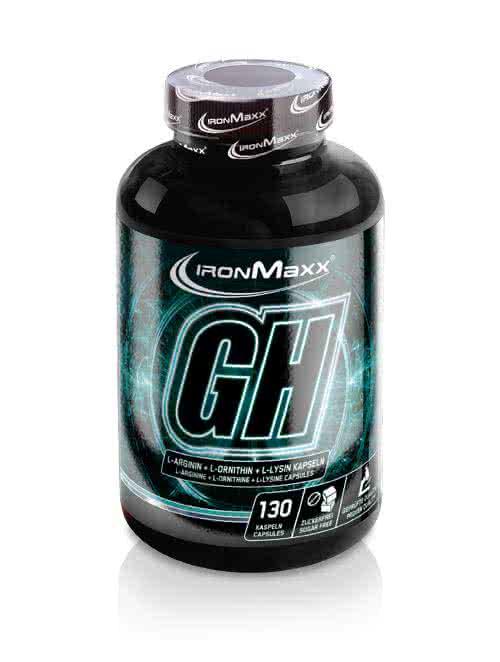 IronMaxx GH Ultra Strong 130 kap.