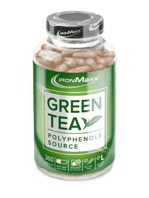IronMaxx Green Tea 300 kap.