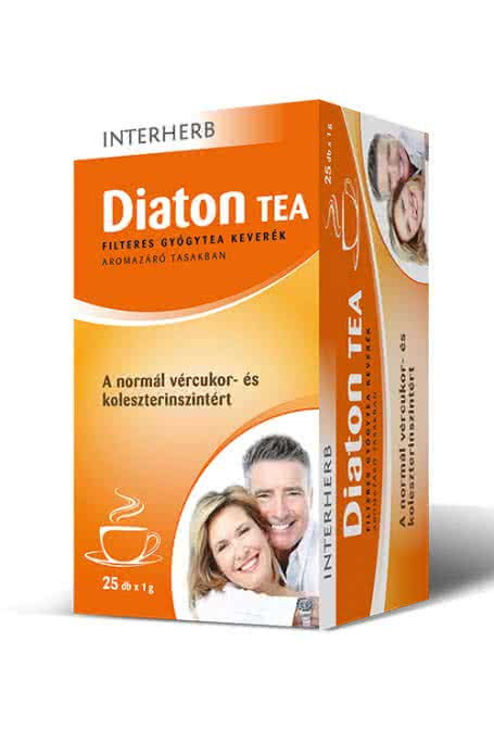 Interherb Diaton Tea 25 filter