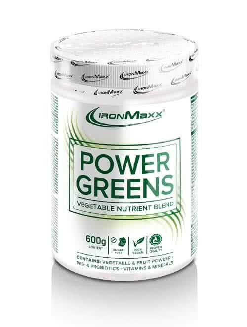 IronMaxx Power Greens 600 gr.