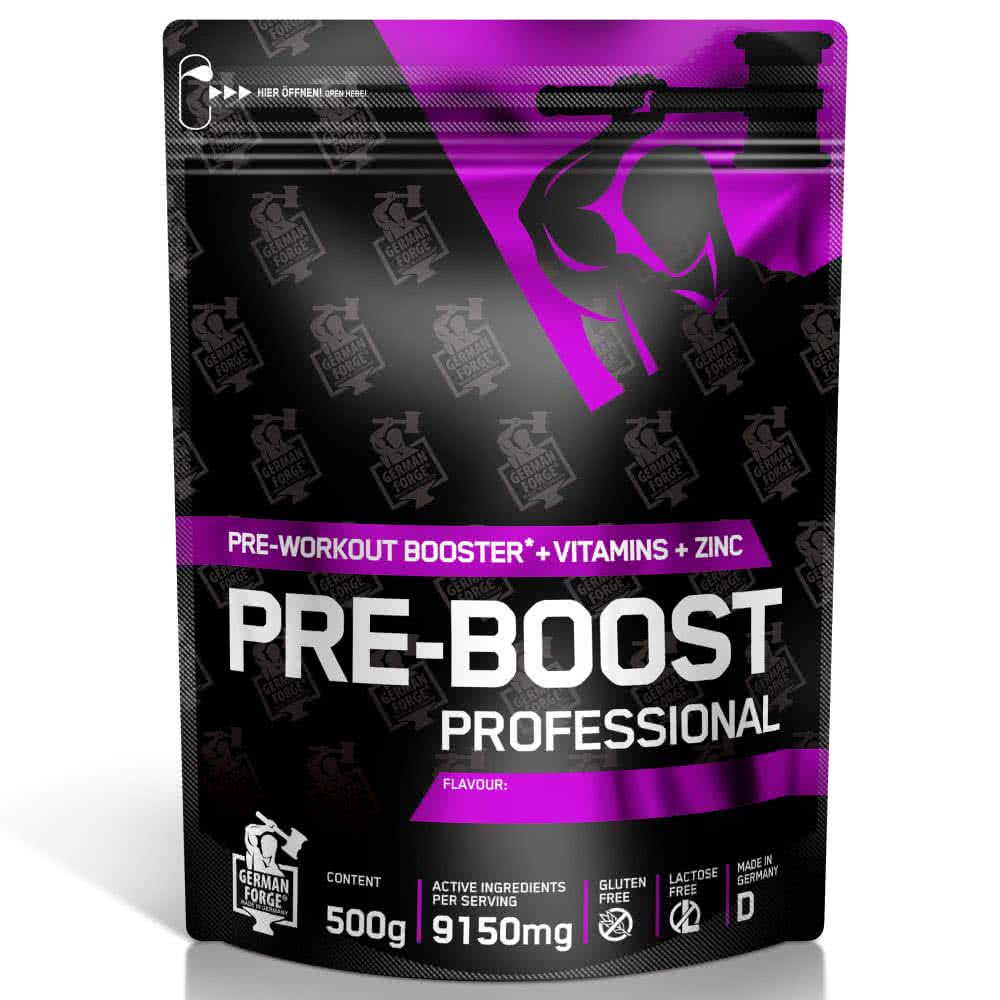 German Forge Pre-Boost Professional 500 gr.