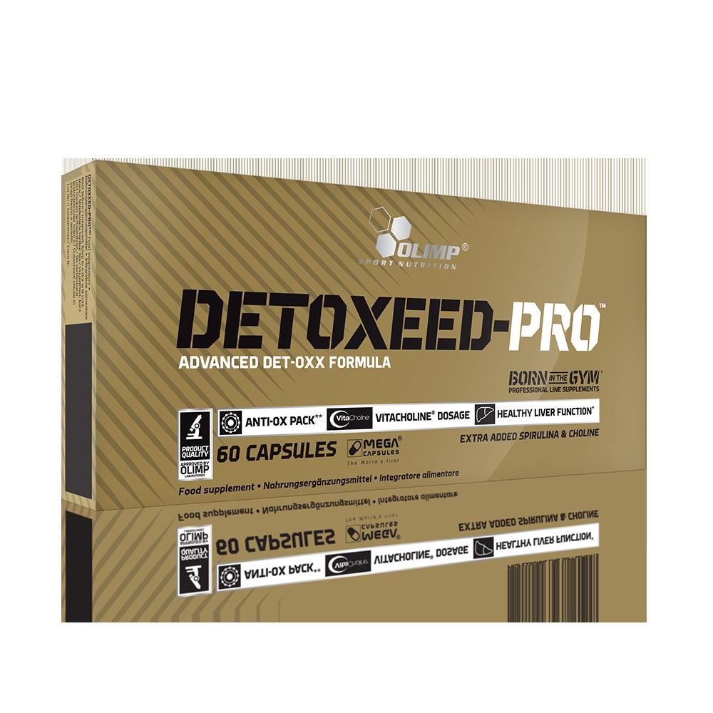 Olimp Sport Nutrition Detoxeed-Pro 60 kap.