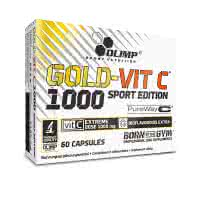 Olimp Sport Nutrition Gold-Vit C 1000 Sport Edition (60 kap.)