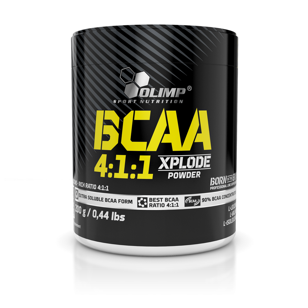 Olimp Sport Nutrition BCAA 4:1:1 Xplode Powder 200 gr.