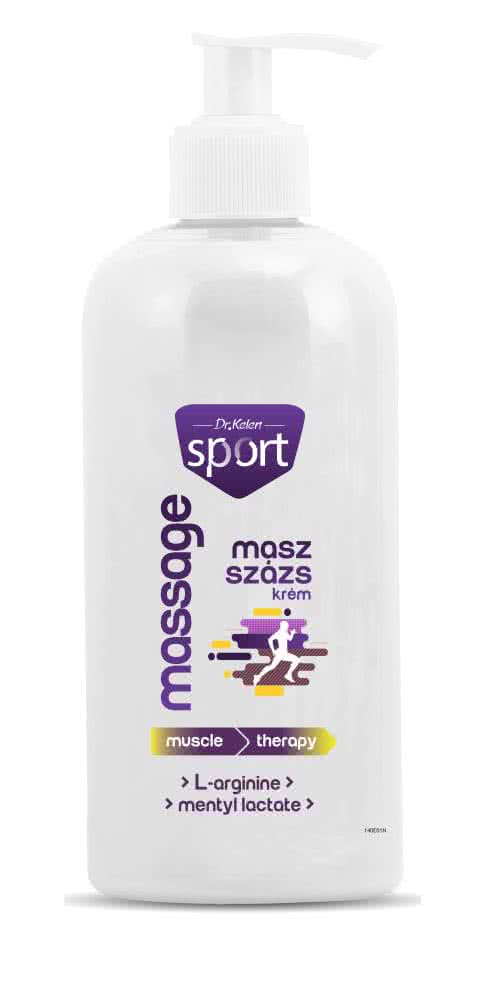 Dr. Kelen Cosmetics Sport Masszázskrém 500 ml