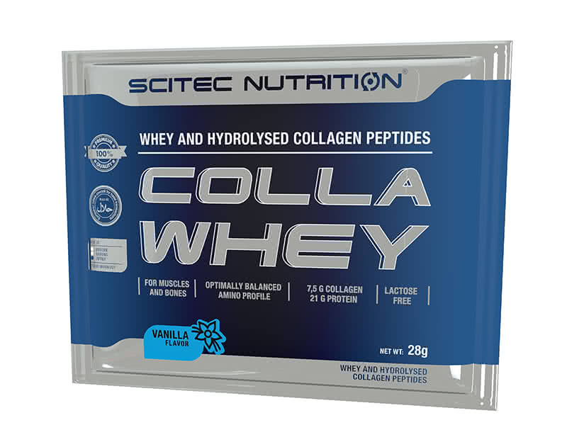Scitec Nutrition CollaWhey 28 gr.