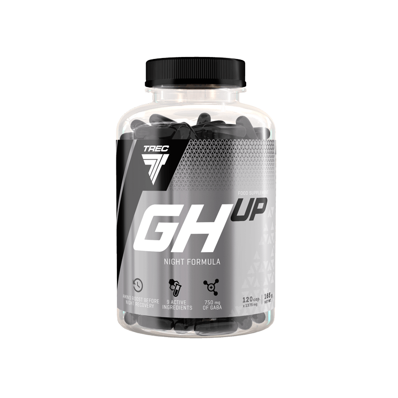 Trec Nutrition GH UP 120 kap.