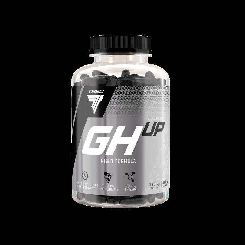 Trec Nutrition GH UP 120 kap.