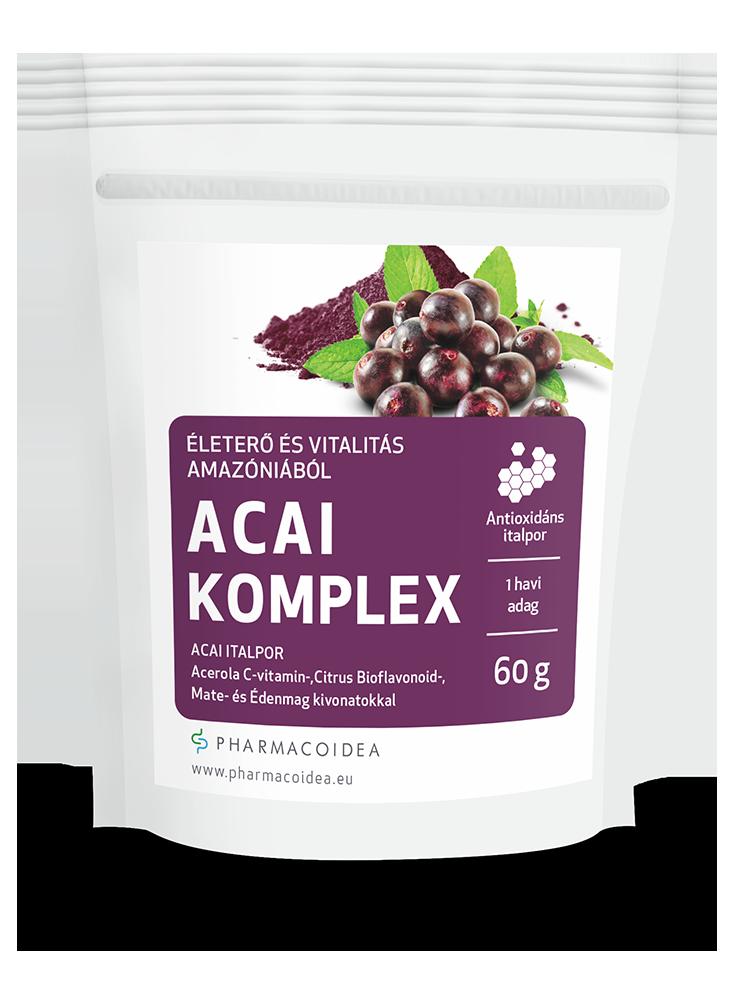 PharmacoIdea Acai Komplex 60 gr.